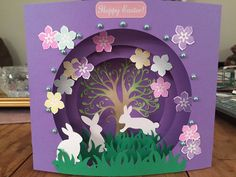 Easter bunnies - Scrapbook.com