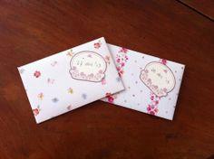 Dag 18 Een goed plan is vaak #half werk. Twee homemade enveloppen met inhoud voor mijn geslaagde nichtje Marinda die ook nog eens jarig is. foto 2