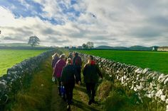 A refreshing afternoon walk from Hartington in Derbyshire after a morning of boxing & yoga