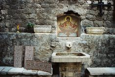 Mozaik kamen Mosaic marble Autor Vasilisa Janojkic Double Vanity, Mosaic, Marble, Author, Mosaics, Granite, Marbles, Double Sink Vanity, Mosaic Art