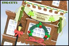 Mary's Corner - Christmas Village Card