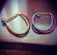 #pulseras #colores #verano