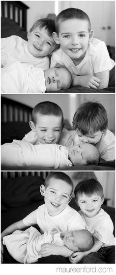 Boston Baby Photographer, Family As Art, Siblings Photo, Newborn Photography Boston, Brothers Photography-- Copyright Maureen Ford Photography #MaureenFord