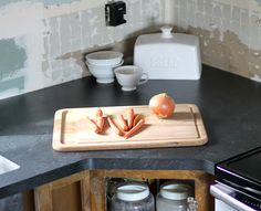 Our New Wilsonart Laminate Top This Is Marmo Bianco