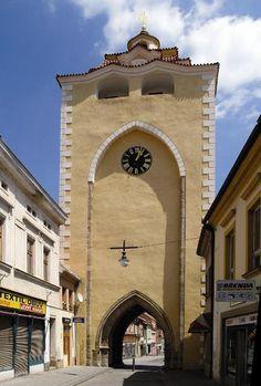 Česko, Beroun - Plzeňská brána