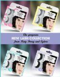 View Eylure Katy Perry Lash Collection – Set of 4 Styles – Sweetie Pie, Oh, Honey!, Cool Kitty & Oh, My! False Eyelashes