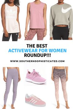 The Best Activewear