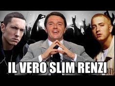 """""""Il vero slim Renzi"""", il nuovo video del rapper DODOZ, che fa impazzire il web con i suoi SLIM – Greater Fool Media"""