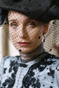 Kristin Scott Thomas as Joséphine, Contesse de Cagliostro in Arsène Lupin Kristin Scott Thomas, The English Patient, Night Circus, Jean Paul, Movie Costumes, Theatre Costumes, Hollywood, French Actress, Iconic Women