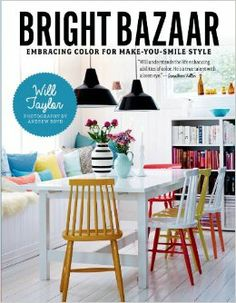 Bright Bazaar: Embracing Color for Make-You-Smile Style: Will Taylor