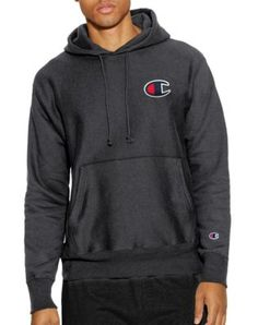 Share us with your friends! Champion Life3; Men's Reverse Weave® Graphic Pullover Hoodie