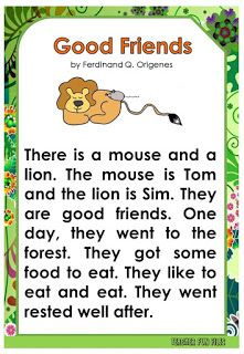 Teacher Fun Files: English Reading Passages about Animals English Stories For Kids, Learning English For Kids, English Worksheets For Kids, Reading Worksheets, Reading Activities, English Lessons, Learn English, English Fun, English Words