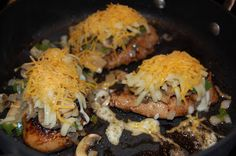 Dinner with The Donnells: Fiesta Smothered Chicken