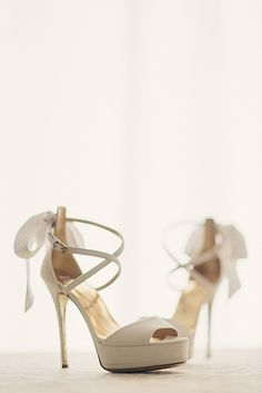 Gorgeous shoes from Luis Onofre, a Portuguese Designer. Photo by André Teixeira, Brancoprata