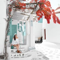 MYKONOS   CYCLADES ISLANDS   GREECE  Photo from @aideavoyager! Check her beautiful gallery!  Good morning to everybody and wish you have a great weekend! Tag a friend you would like to visit Mykonos with!  http://ift.tt/21cZ1hU  Photo selected by Admin @vsiras!  For your chance to be featured  Follow @the_daily_traveller  Tag #the_daily_traveller  Check also my new account:  @bestgreekhotels  Please visit my IG friends:  @travel_drops  @loves_greece_  @whatitalyis  @travelanddestinations…