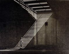 Alan H Sperling Skylight, 1953 Types Of Photography, Art Photography, Vintage Photography, Eastman House, Photography Illustration, Light And Space, Daguerreotype, Black And White Drawing, Sun Shade