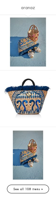 """""""aranaz"""" by xandra-black ❤ liked on Polyvore featuring bags, handbags, tote bags, multi, fringe purse, blue tote handbags, blue fringe purse, tote purses, handbags totes and shoulder bags"""