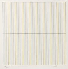 Esker Foundation, Calgary, September 22 to December 2018 Painting Patterns, Color Patterns, Agnes Martin, On A Clear Day, Abstract Painters, Abstract Art, Create Words, Feminist Art, Canadian Art