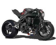 Accessoires Triumph sur Krax-Moto