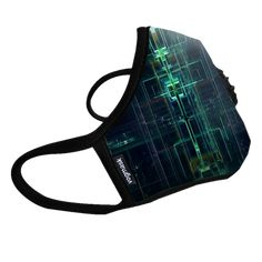 @Vogmask_USA (N99CV Mask) features your choice of printed microfiber in the outer layer, N99 particle filtering media, carbon filter, woven microfiber inner layer, and a single exhalation valve for the exit of moisture and CO2 from the mask's interior. Retail value: $33 Best Face Mask, Face Masks, Nose Mask, Hydration Pack, Cool Inventions, Latex Free, Handmade Silver, Filters, Xmas