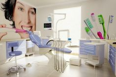 Shared by Career Path Design Clinic Interior Design, Clinic Design, Healthcare Design, Dental Cabinet, Cabinet Medical, Dental Art, Dental Office Design, Dental Logo, Dental Kids