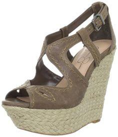 Jessica Simpson Women's Js-Stevania Ankle-Strap Sandal