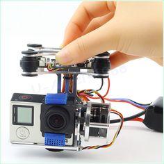 Wholesale Super Light Brushless Gimbal Camera Frame + 2 Motors +Controller For DJI Phantom Gopro 3 4 Gopro, Camera Frame, Car Camera, Dji Phantom 1, Buying Wholesale, Wholesale Toys, Remote Control Toys, Tv Videos, Public Transport