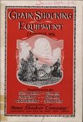 Grain Shocking Equipment Catalogue No. 6 | saskhistoryonline.ca