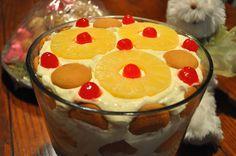 Hawaiian Delight Pudding — 671 Recipes Jello Pudding Recipes, Desserts In A Glass, Hawaiian Recipes, Bread Puddings, Island Food, Trifle, Luau, Mousse, Delicious Desserts