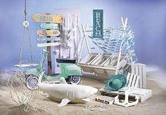 Idea decorativa Casa en la playa