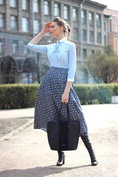 Pure fashion by Katerina Dorokhova
