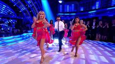 Strictly 2015: Opening Pro-Dance to Let's Get Loud!