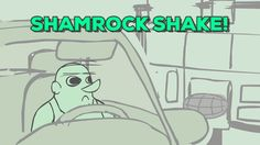 Shamrock Shake!