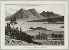 Raasay Looking Westward William Daniell