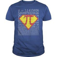 Super pi - Tshirt