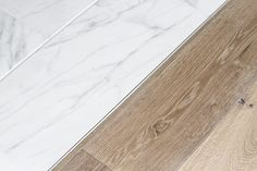 At Oakstone Homes, we look for flooring that resembles reclaimed wood floors. We love character in our flooring and Hallmark Floors. Reclaimed Wood Floors, Hardwood Floors, Flooring, Modern Farmhouse Design, Modern House Design, Yellow House Exterior, Building Design, House Styles, Saint Michael