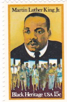 Single 1979 15 Cents US Postage Stamp, Sno. 1771, Martin Luther King, Jr. *** Remarkable discounts available  : FREE Toys and Games