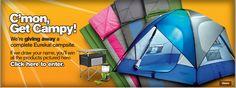 C'mon, Get Campy! Complete Campsite Gear Giveaway - Blog | Eureka! Tent Blog