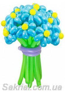 Купить букет из шаров в Киеве