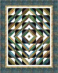 Tube Top designed by Cozy Quilt. Features Artisan Batiks: Natural Formations by Lunn Studios, shipping to stores March 2016. Roll up friendly! #artisanbatiks