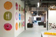 An Urban Office That Nods to History - Check out the offices at LivingSocial!