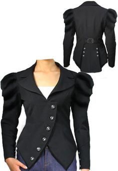 Victorian Jacket by Amber Middaugh