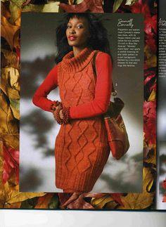 Vogue Knitting 2009 Fall - Cristina F.M - Álbumes web de Picasa
