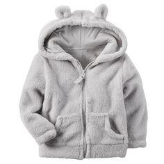 Snow Fleece Hoodie