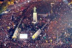 서울신문 - 맛있는 정보! 신선한 뉴스: NOW TOTAL CORRUPTED SEOUL CAPITAL POLICE DEPT HQ BIG OK WITH MARCHING - PROTEST FOR BIG FUKUP PARK GUEN-HYE HAYA NOW !
