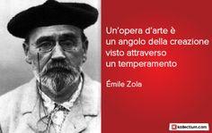 #Citazione di Èmile #Zola