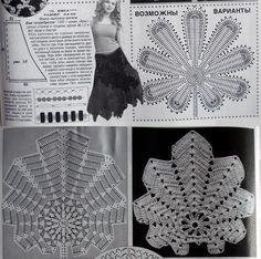 48126049 - Modele de fuste si rochii crosetate