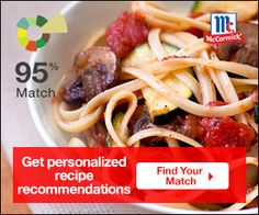 Get FREE RECIPES from McCormick Flavor Profile - http://www.pinchingyourpennies.com/get-free-recipes-mccormick-flavor-profile/ #Freebies, #Pinchingyourpennies, #Recipes