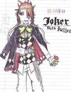 joker~ Black butler