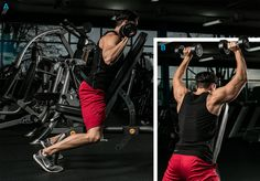 Encourage new muscle growth in your delts with a handful of rut-busting movements. Fitness Tips For Men, Mens Fitness, Fitness Plan, Best Shoulder Workout, Shoulder Exercises, Fun Workouts, At Home Workouts, Training Workouts, Tight Hip Flexors